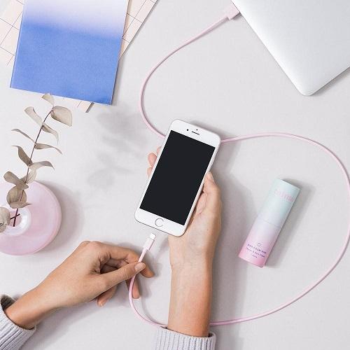 کابل آیفون 5 اس - خرید کابل آیفون 5s - iphone 5s cable